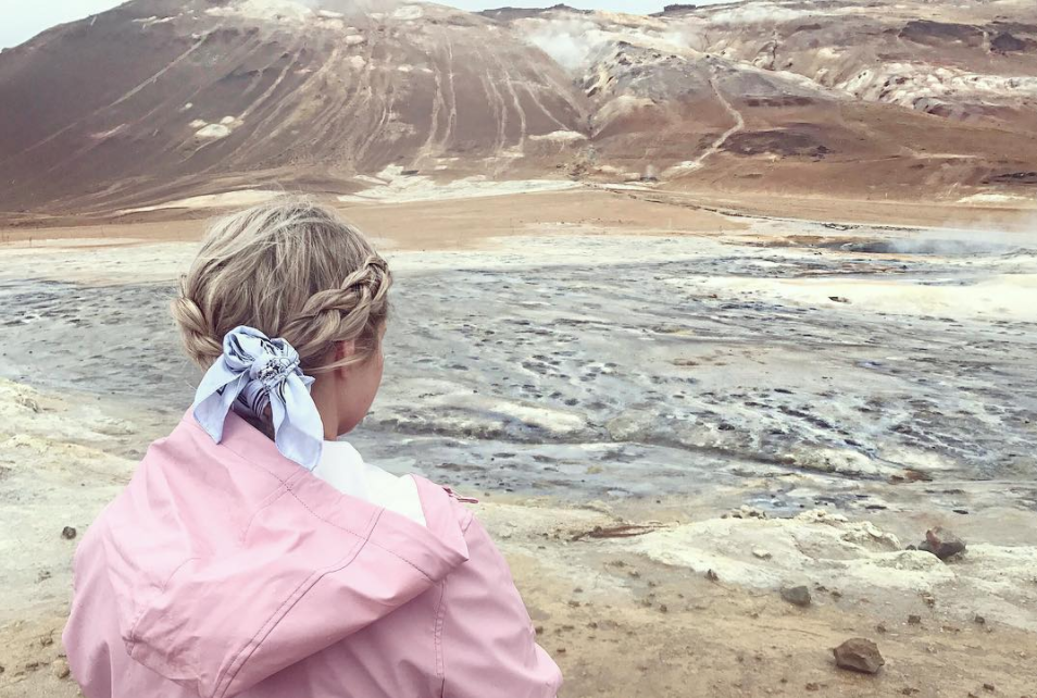 Mud Pits Iceland