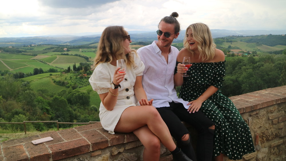 italy on a budget tours review