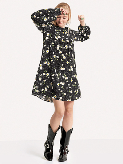 The Daisy Ruffle Dress, SALE: £20