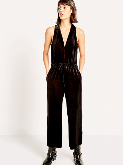 The Velvet Jumpsuit, SALE: £22