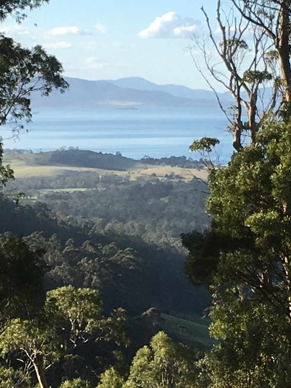 Eagle Brae, Saltwater River, Tasmania