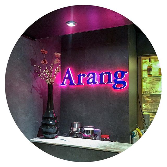 Love it down at Arang in soho. #arang #sohostyle #koreanidol