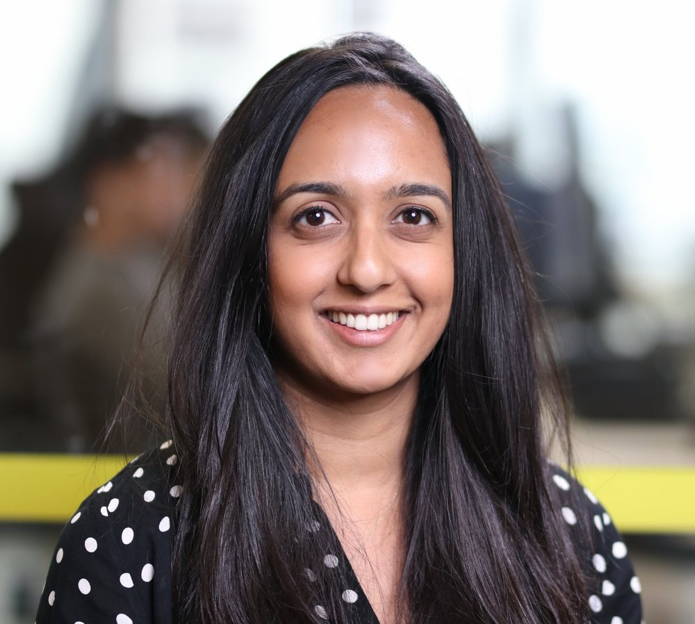 Bhakti Gajjar, Head of Marketing and Operations
