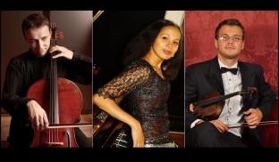 Razvan Suma, Rebeca Omordia and Raphael Butaru
