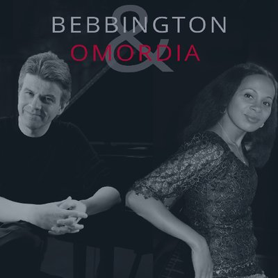 BEBBINGTON & OMORDIA   Piano Duo  -