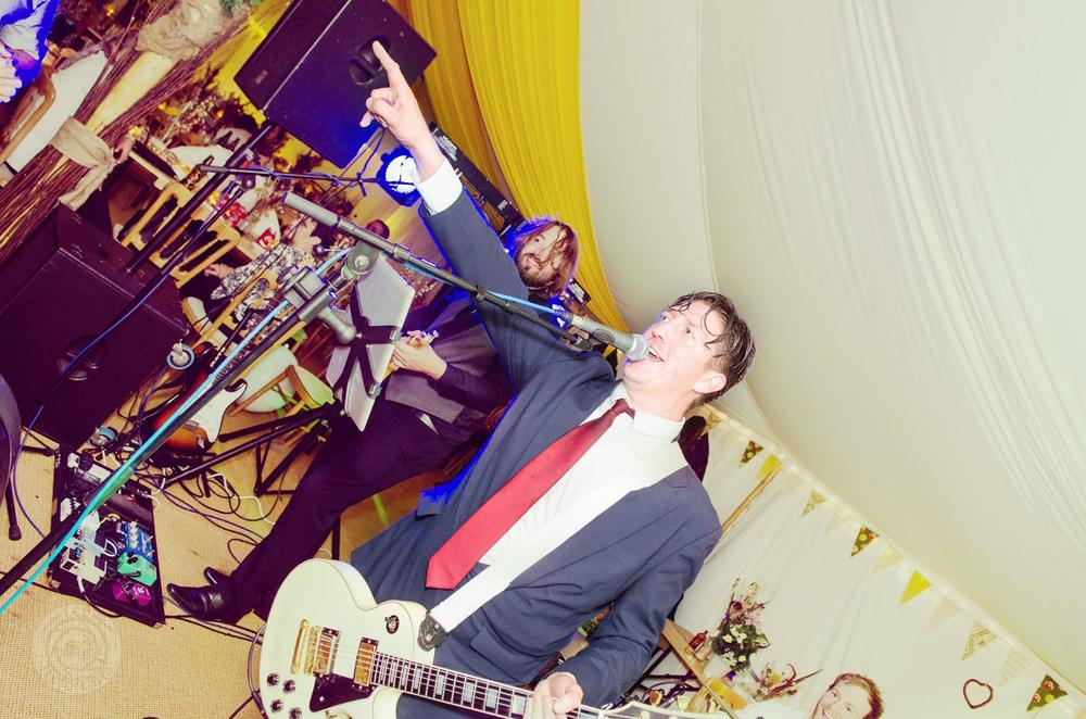 Wedding band Cannock