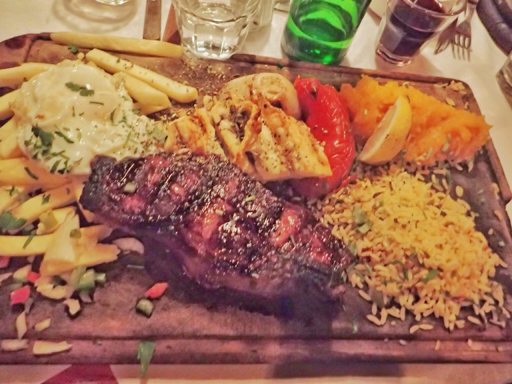 Gran Bife in Las Cabras - we still dream about it!