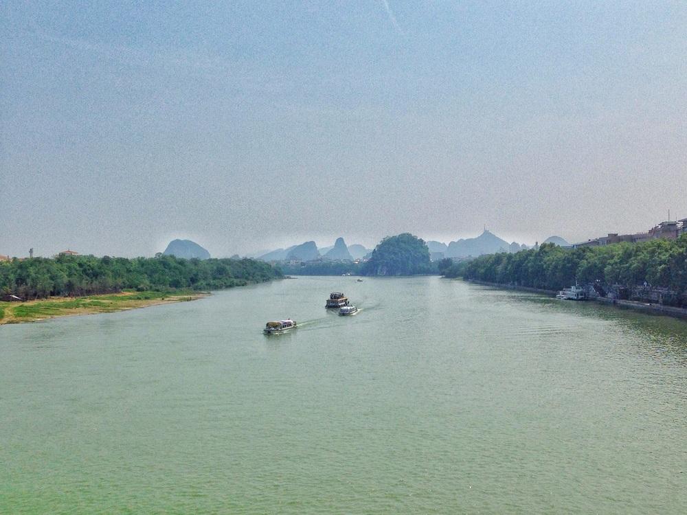 Li River.
