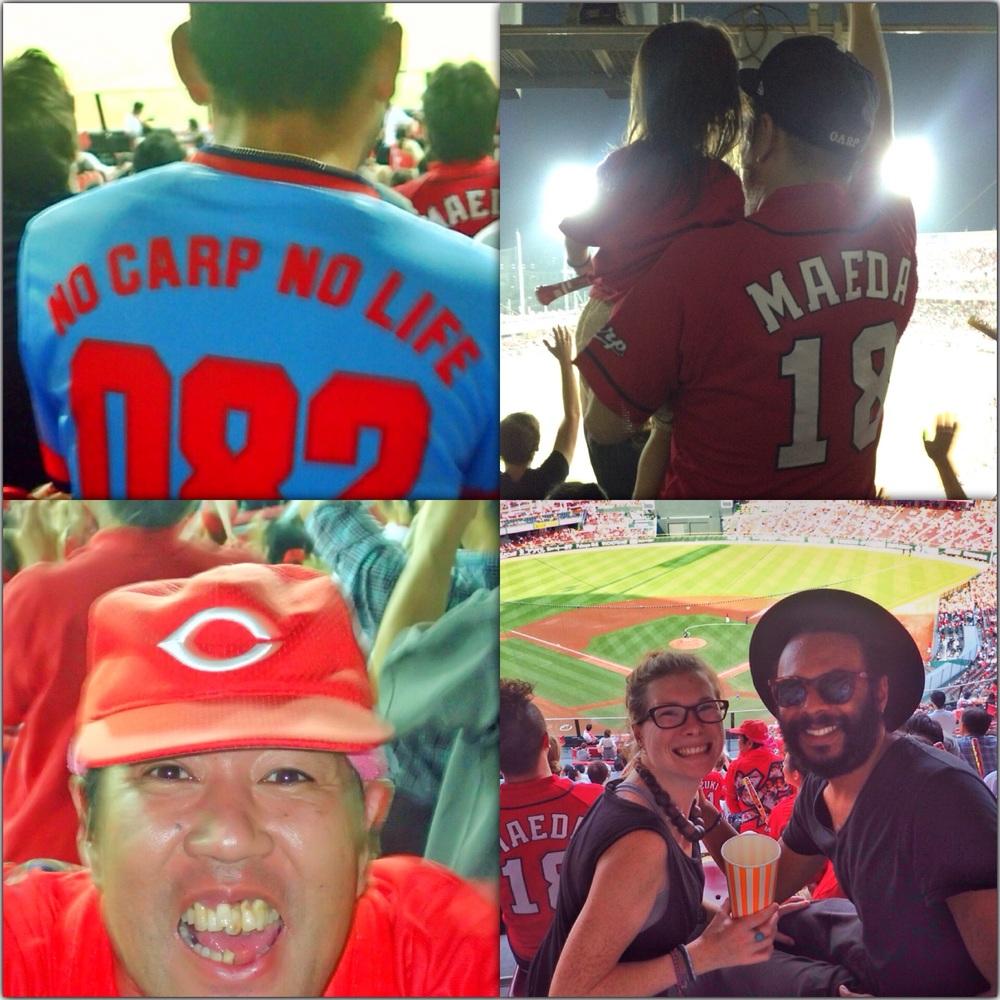 Baseball in Japan is taken seriously!