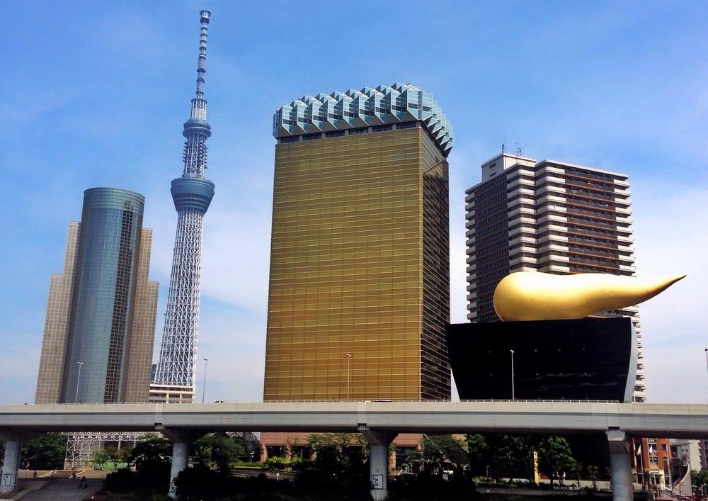 Dog Poo Building Tokyo