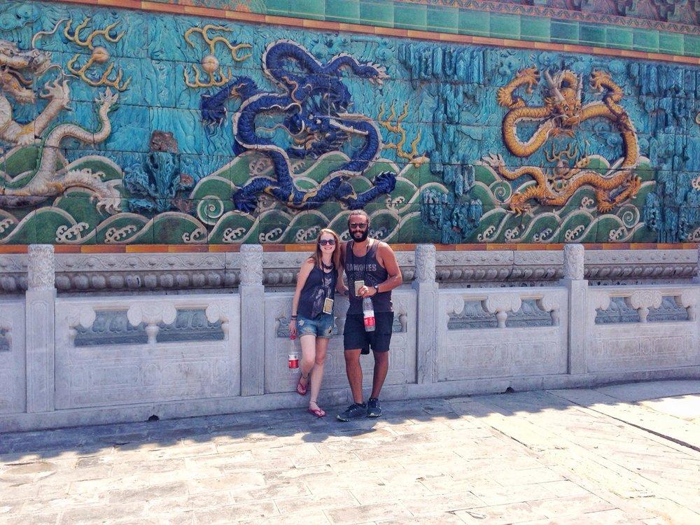 Exploring the Forbidden City