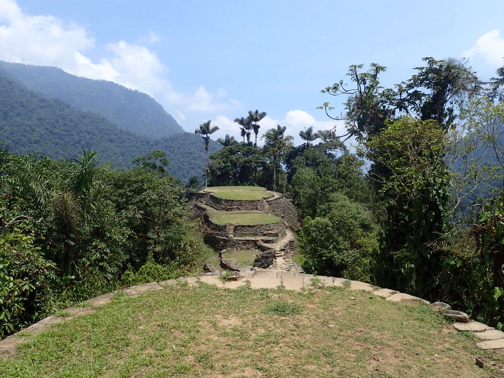 The Lost City, Ciudad Perdida Colombia