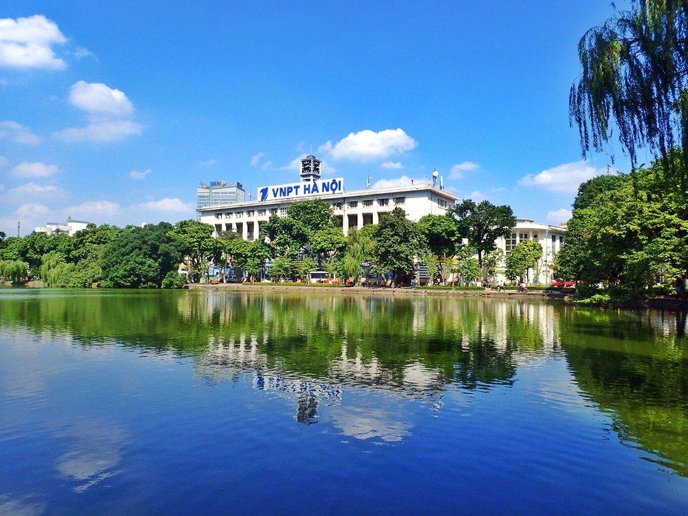 Hoam Kiem Lake Hanoi