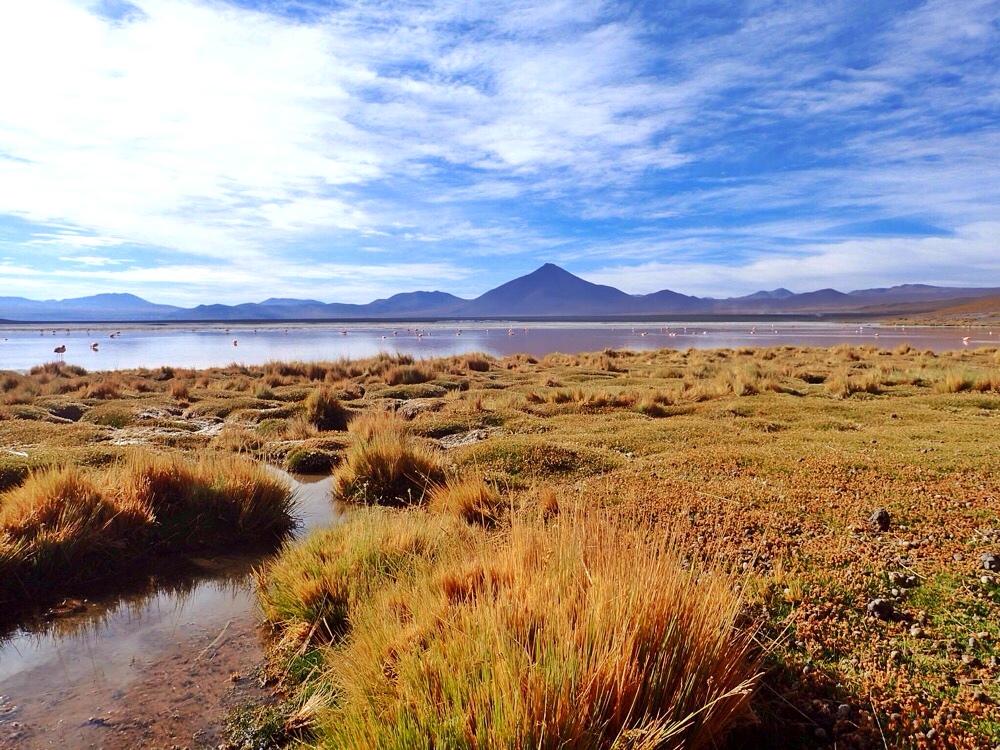 Stunning scenery Bolivia
