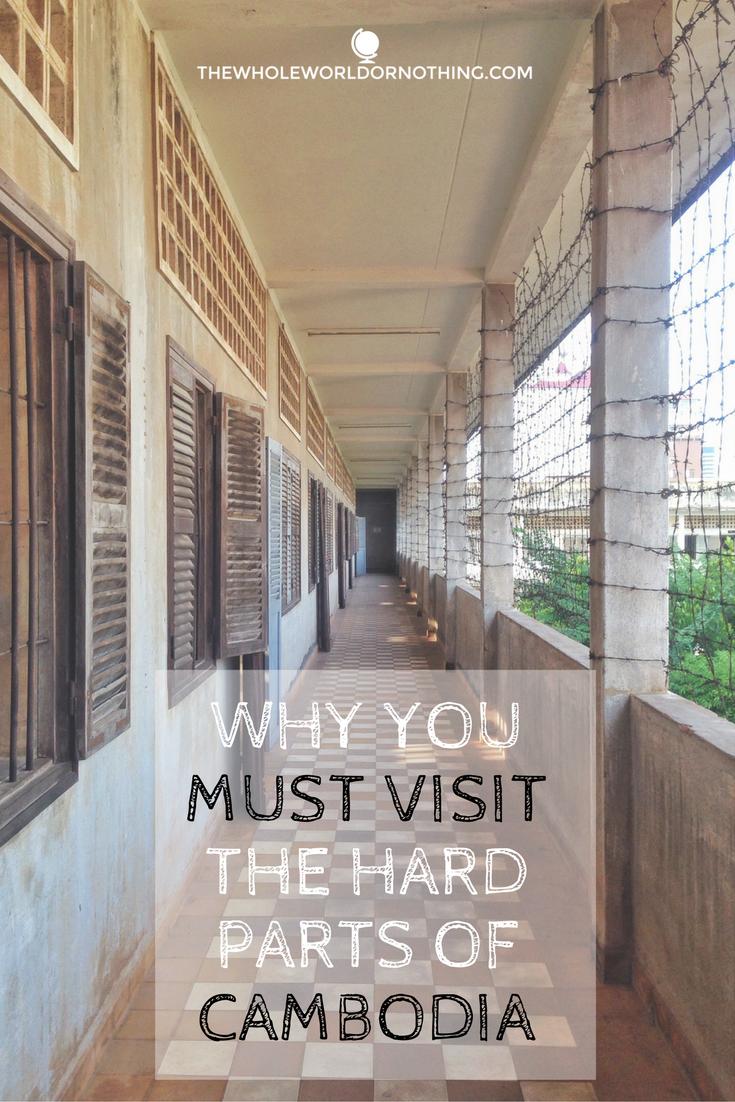Cambodia Must Visit