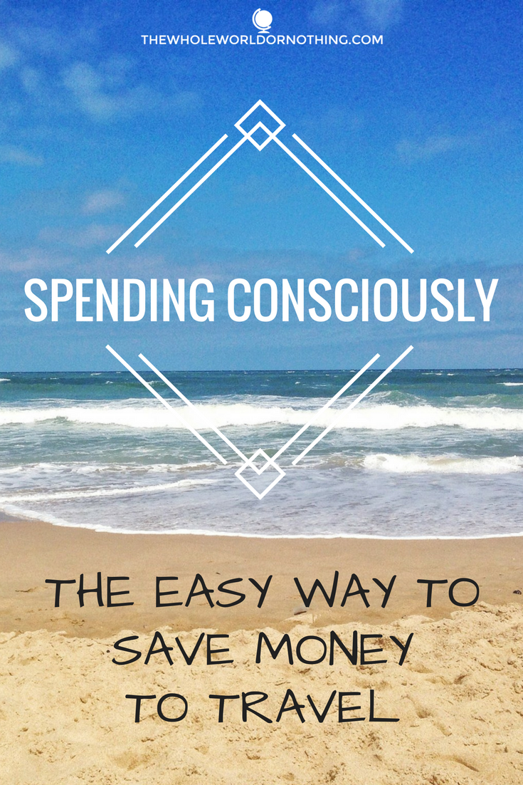 Spending Consciously