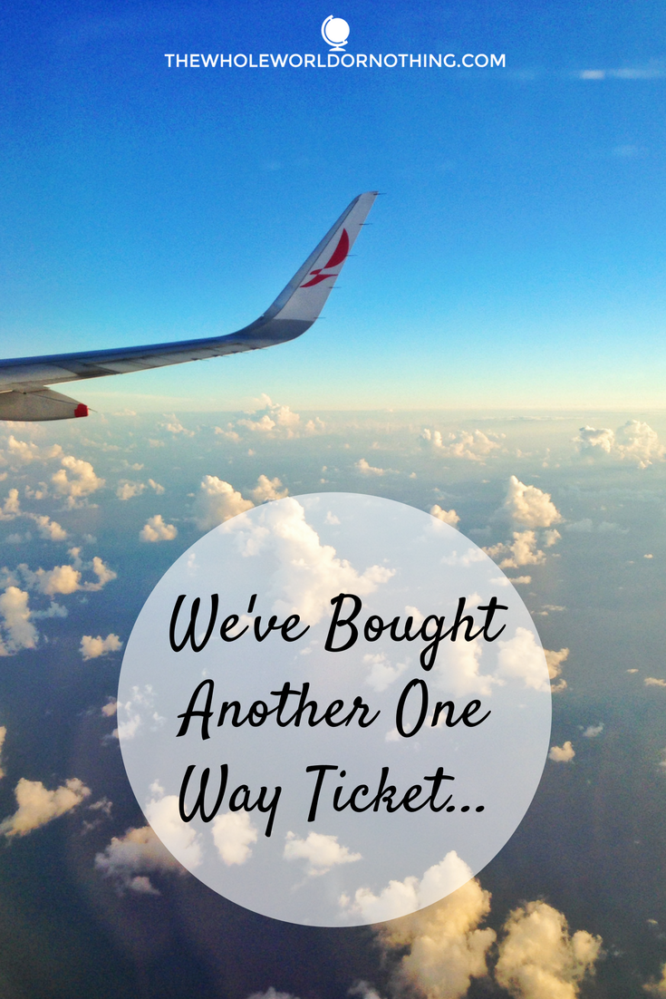 One Way Ticket Travel