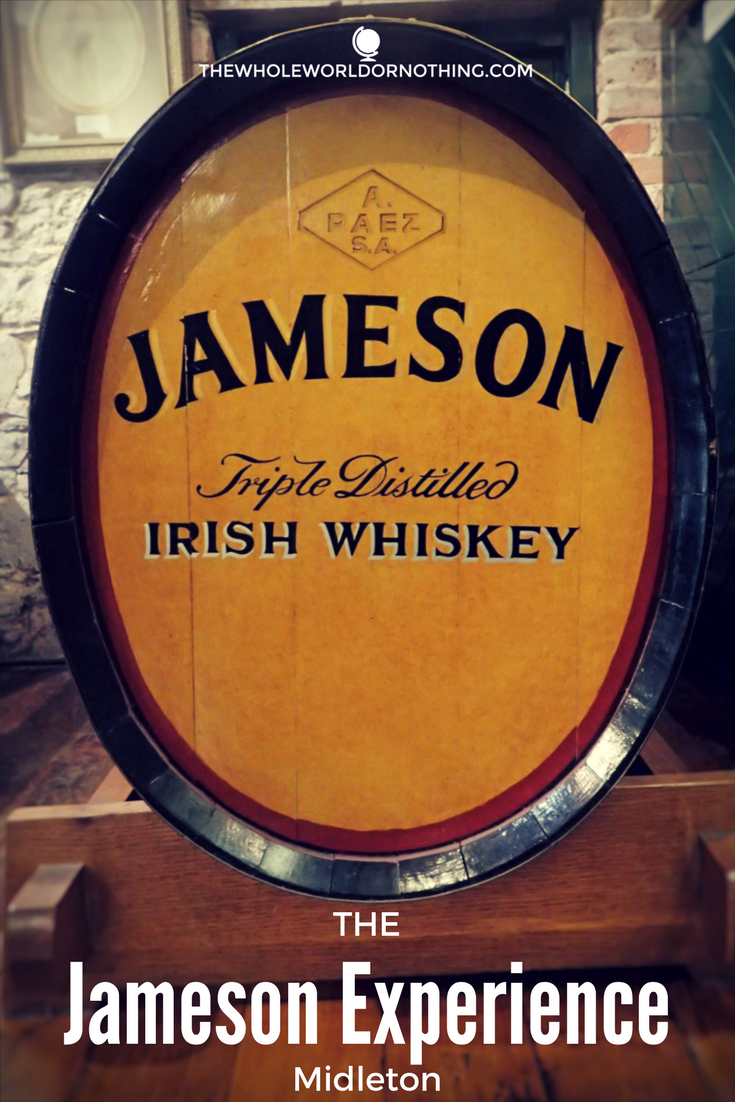 A Picture Tour of the Jameson Distillery in Midleton Ireland