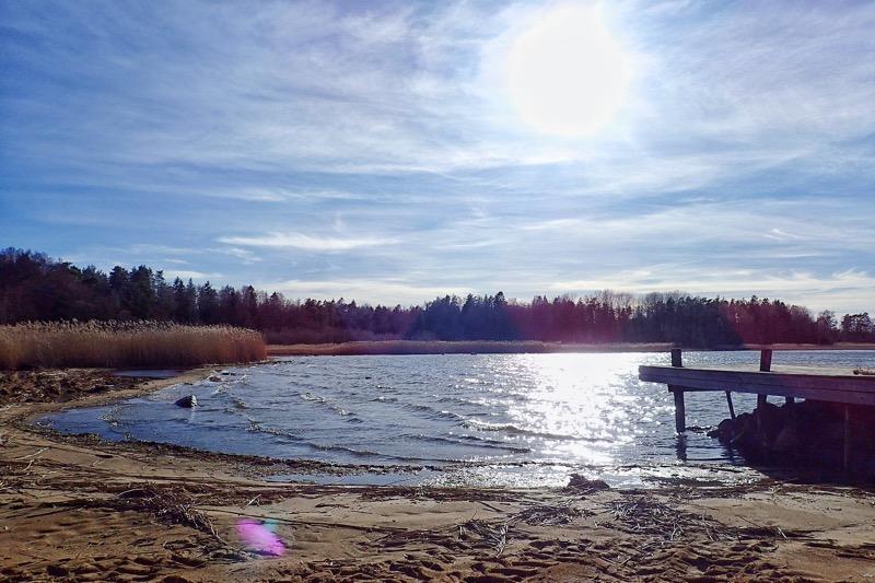 Lake Vanern Sweden