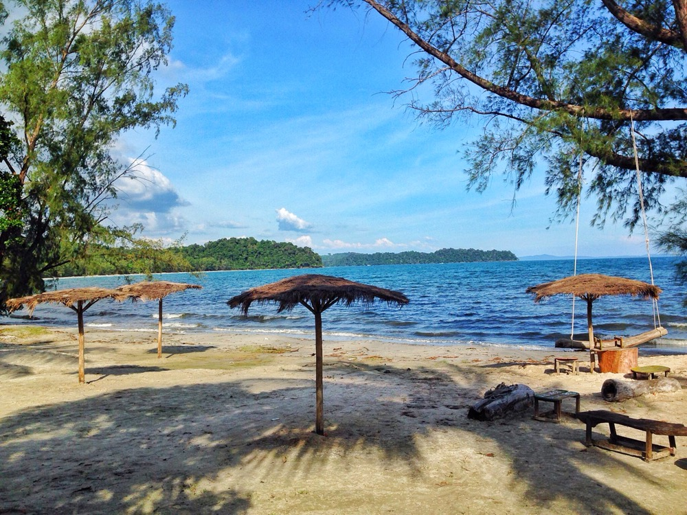 Best Cambodian Beaches