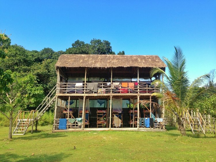 Cambodia Island Hostels