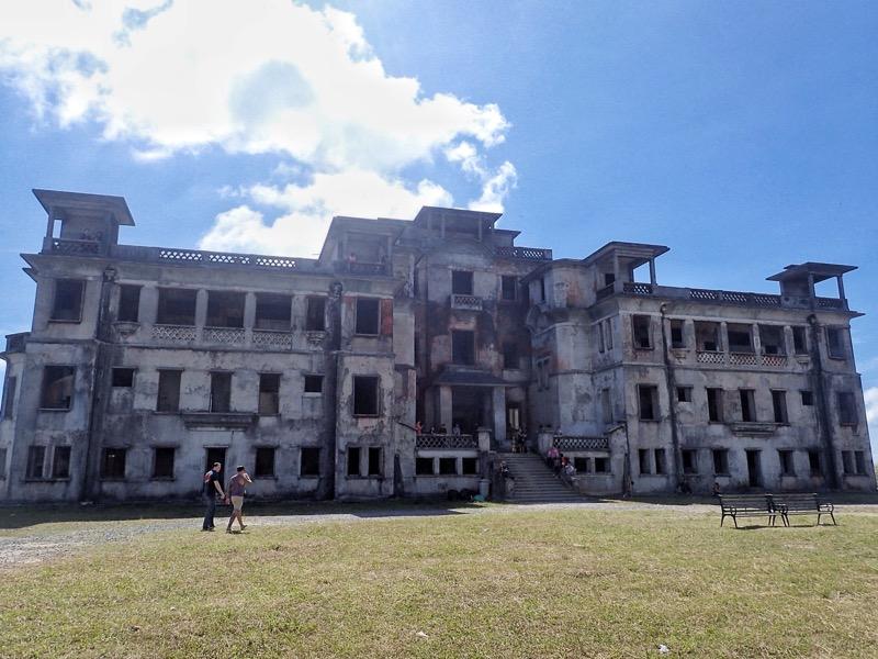 Bokor Palace Hotel Kampot
