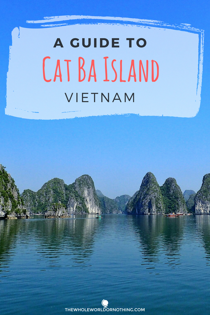 A Guide To Cat Ba Island Vietnam