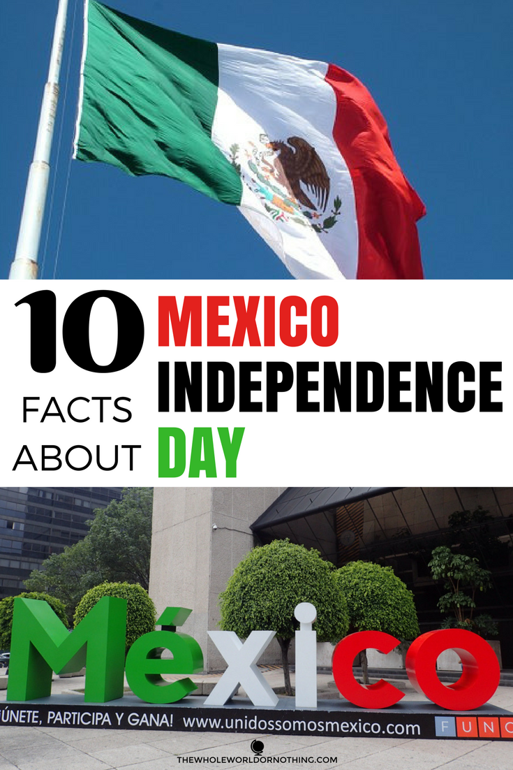 Facts About Mexican Independence Day