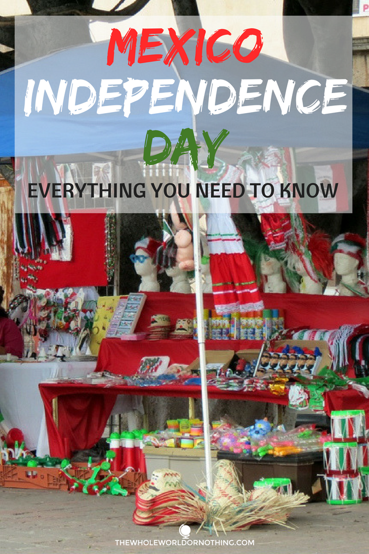 Everything You Need To Know About Mexico Independence