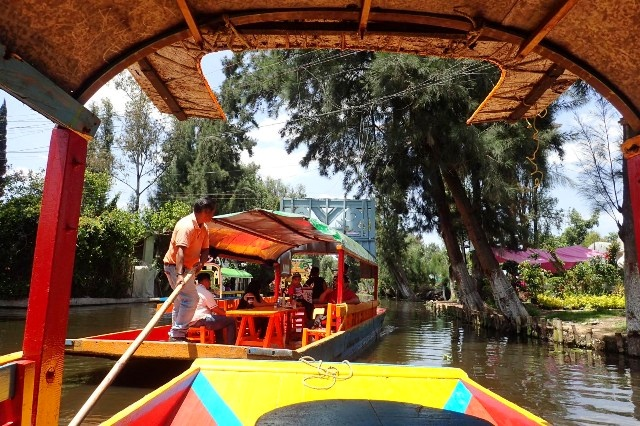 Xochimilco Mexico City How To Get There And What To Do The Whole World Or Nothing