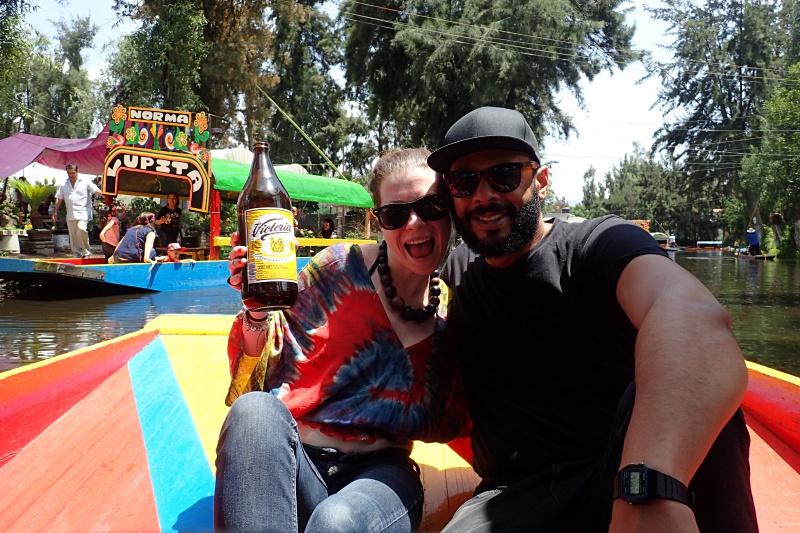 xochimilco party