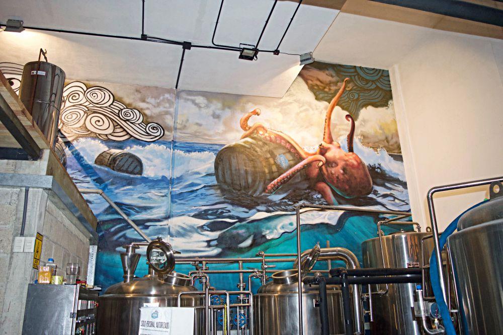 Monzon Brewing Co