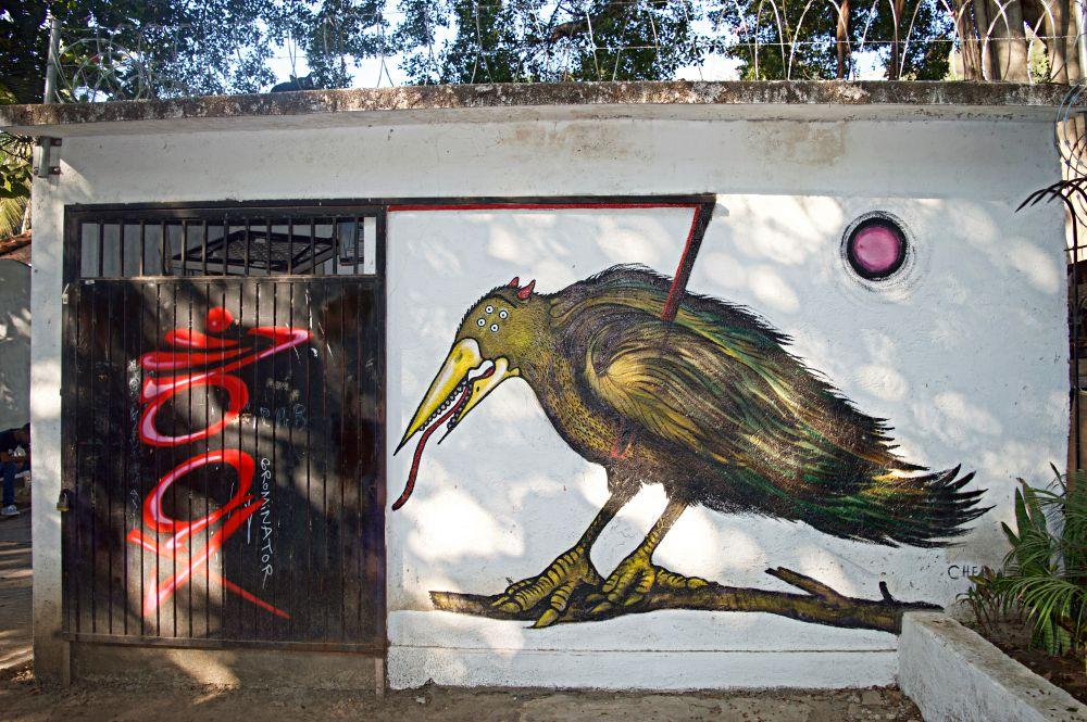 Isla Rio Cuale Art