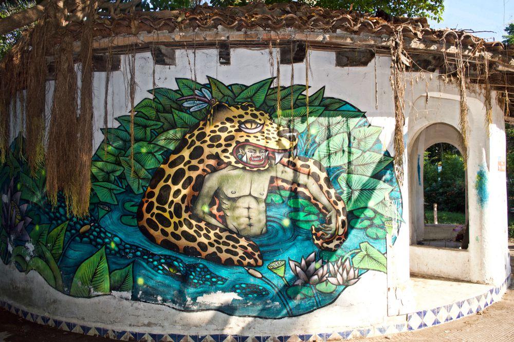 Rio Cuale Graffiti