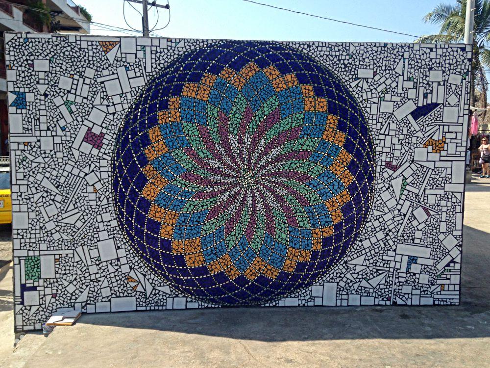 Parque Lazaro Cardenas Mural
