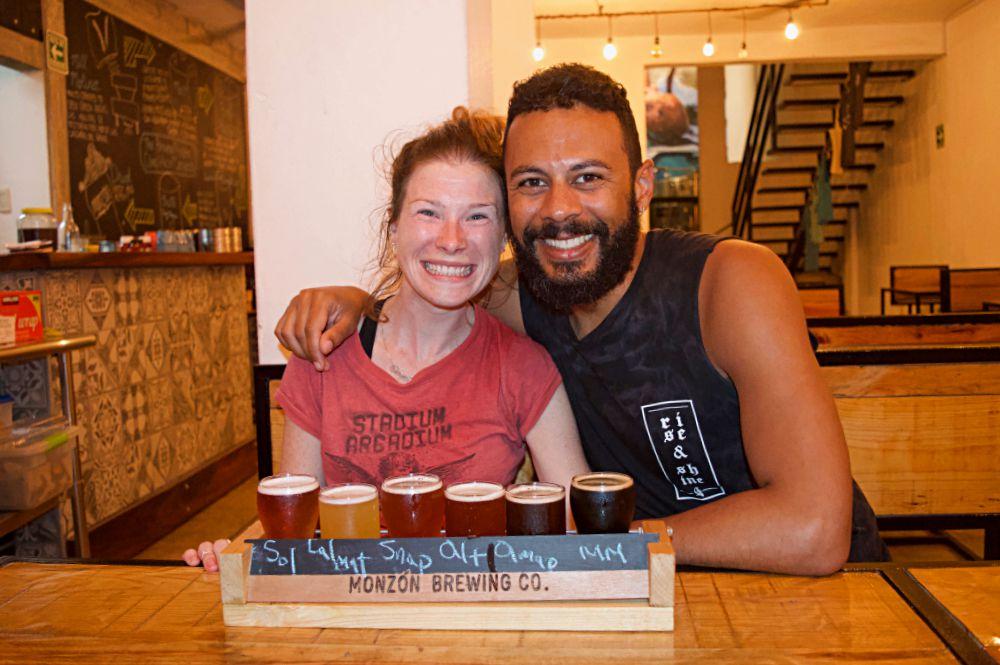Monzon Brewery Puerto Vallarta