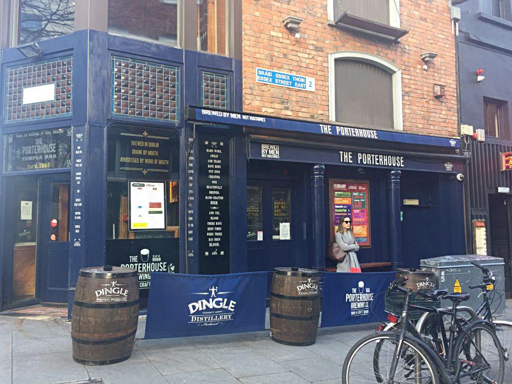 Cheap Pubs Dublin The Porterhouse