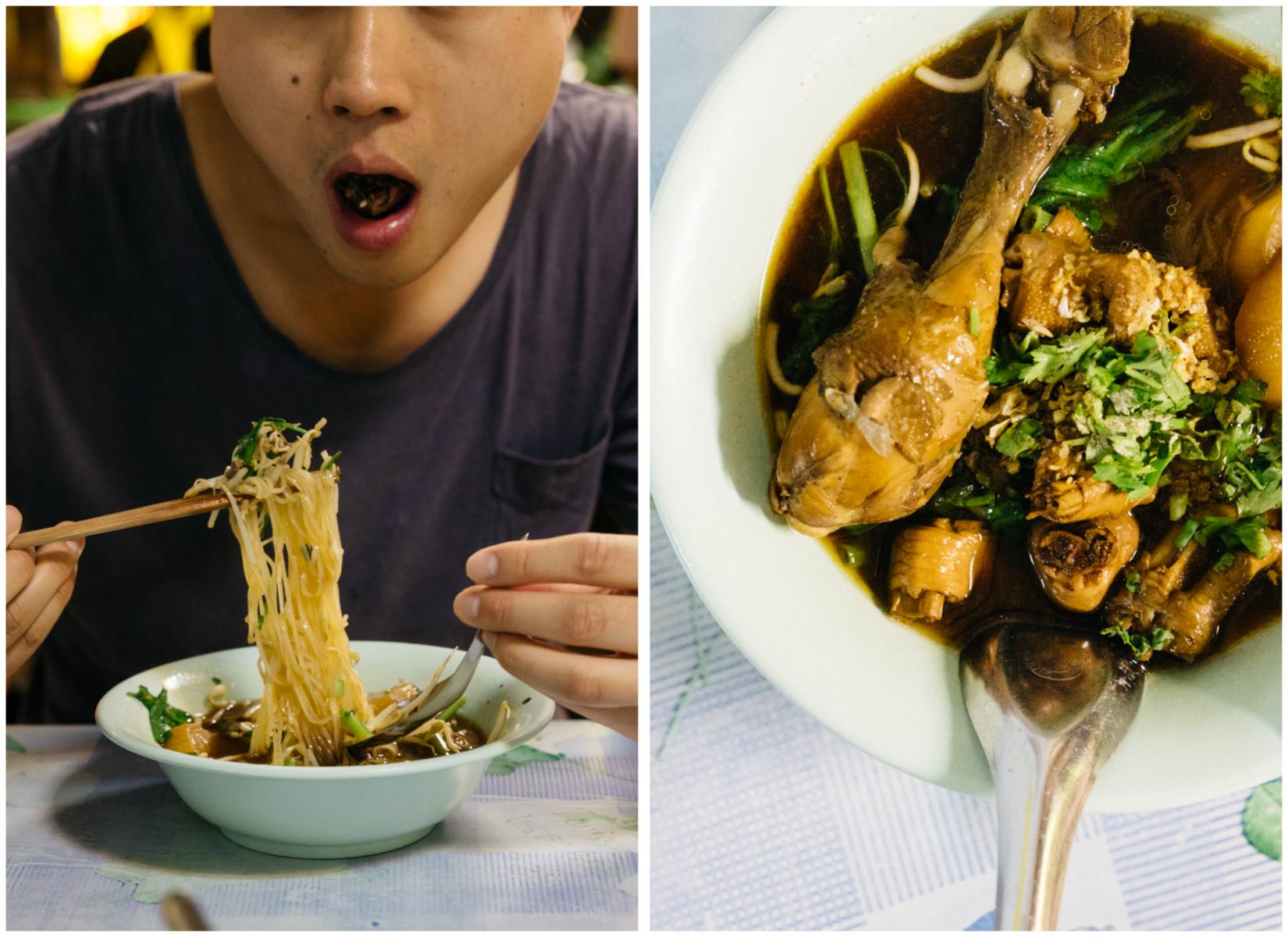 Street Food Krabi Thailand
