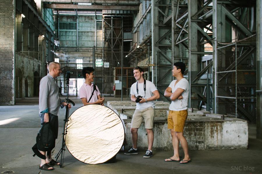 fuji400h VSCO Film 01 comparison