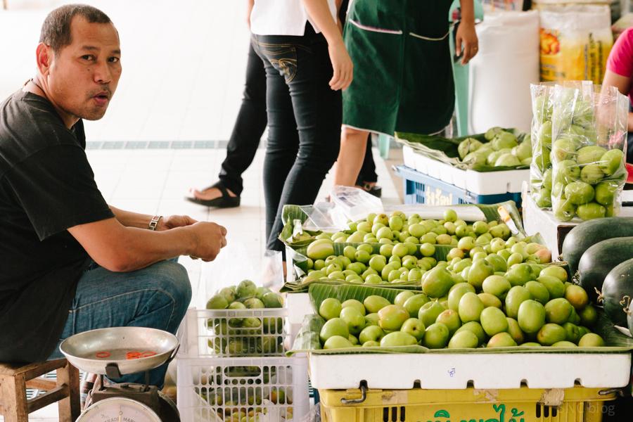 JJ's market, bangkok