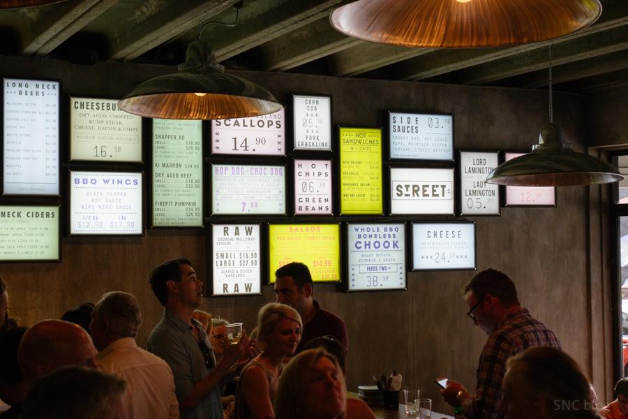 Street ADL restaurant adelaide