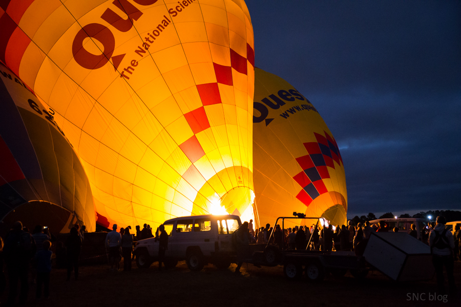 Canberra Balloon Spectacular 2015