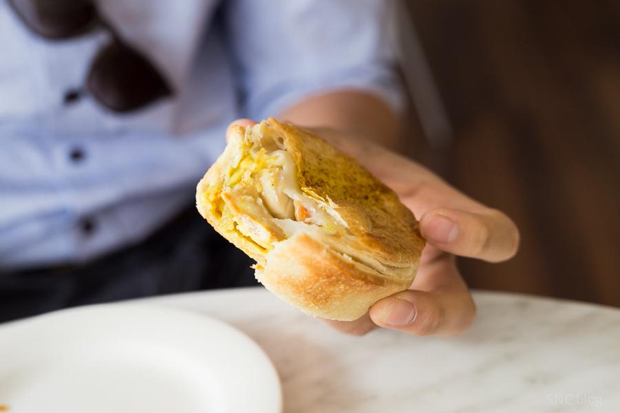 Salamanca Bakery Scallop Pie Hobart