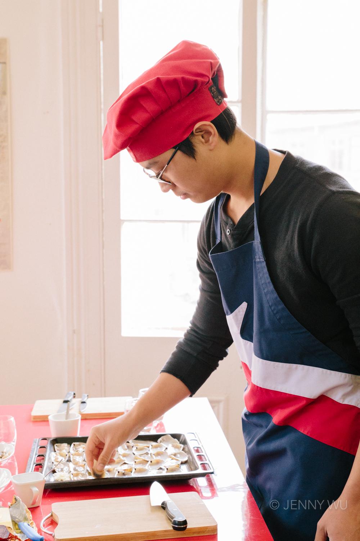 Chilean cooking class Valparaiso