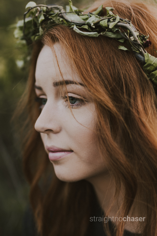 Portrait shoot at Stromlo - golden hour magic