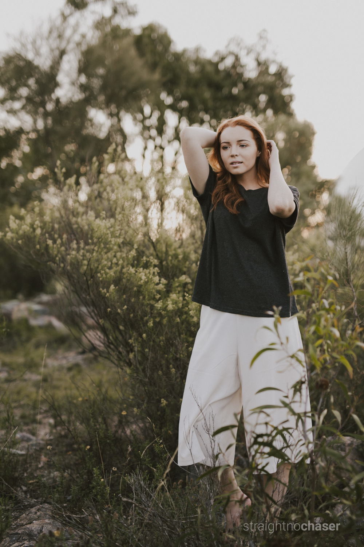 Canberra model portfolio shoot editorial