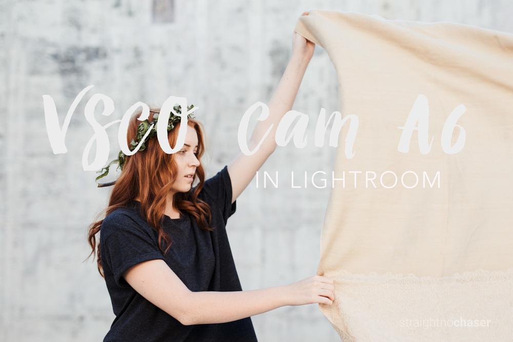 VSCO CAM ANALOGUE AESTHETIC  inspired Lightroom edit