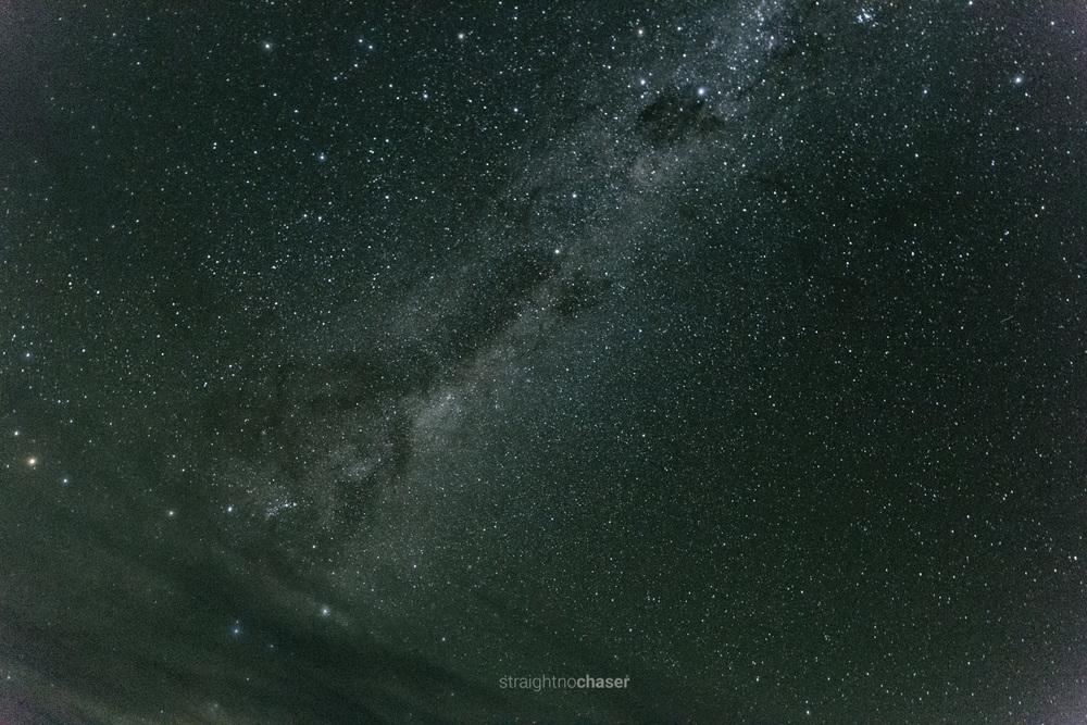 Bay of Fires Night Sky Tasmanian Honeymoon