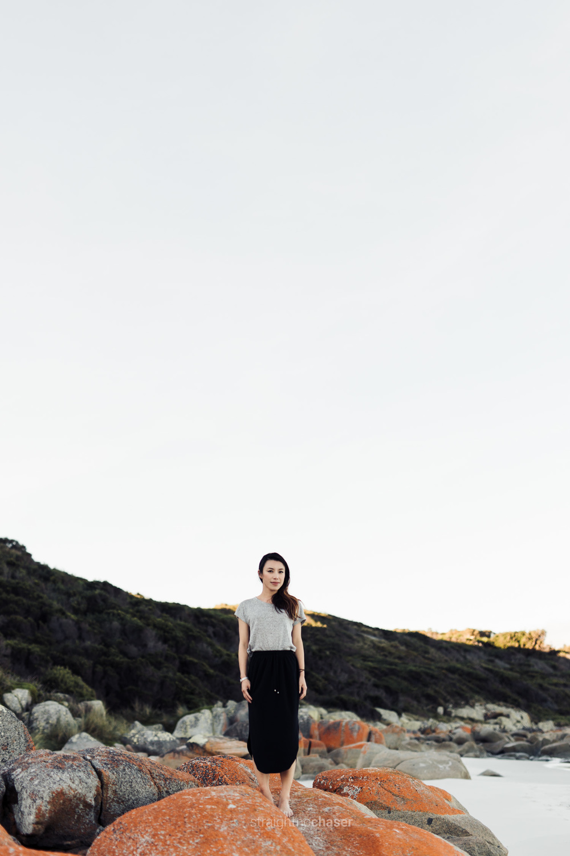 Bay of Fires Portrait- VSCO inspired A6 Lightroom Preset