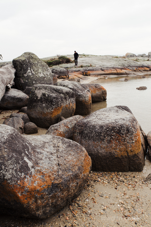 Bay of Fires Tasmanian Honeymoon
